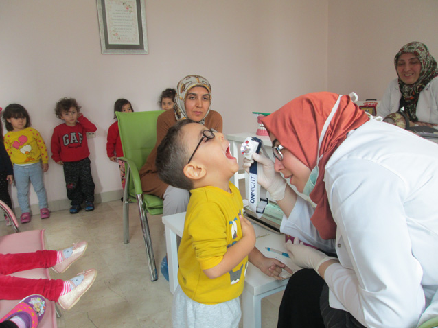 Pınar Eğitim Kurumları Damlada Sağlik